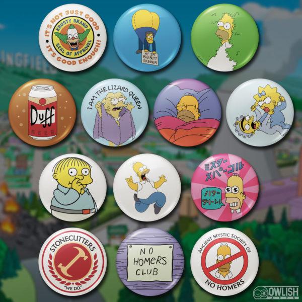 Badge Product Photo